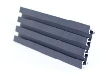 Aluminum Slatwall Toolbar