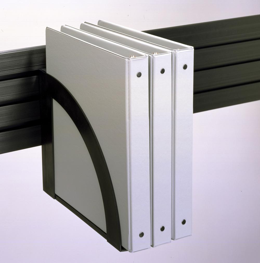 binder holder custom accents. Black Bedroom Furniture Sets. Home Design Ideas