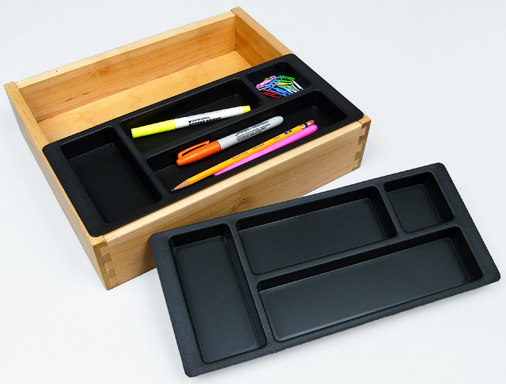 Pencil Tray | Custom Accents