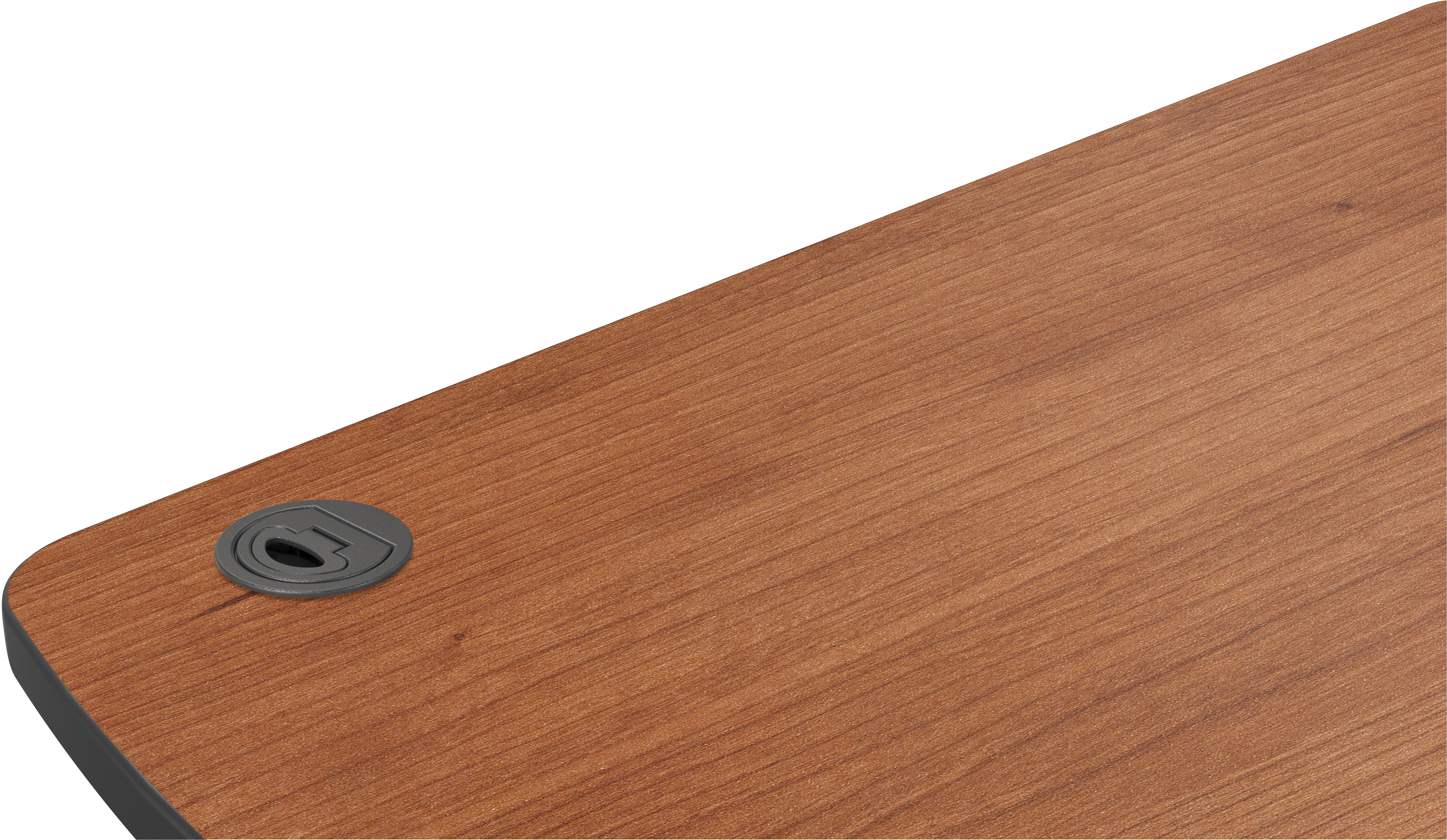 electrical superlative most with power in furniture table desk grommets and data design cord hole outlet