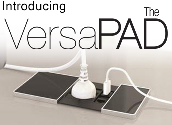 versapad icon - home page